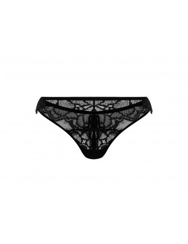 Aura Black Brazilian Briefs